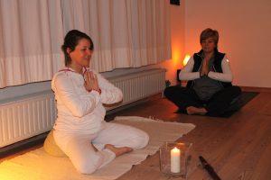 yogaruimte in praktijk De Stille Kracht